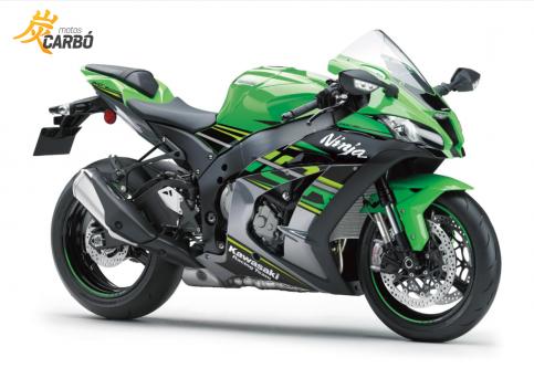 Ninja Zx10R Motos Carbó5