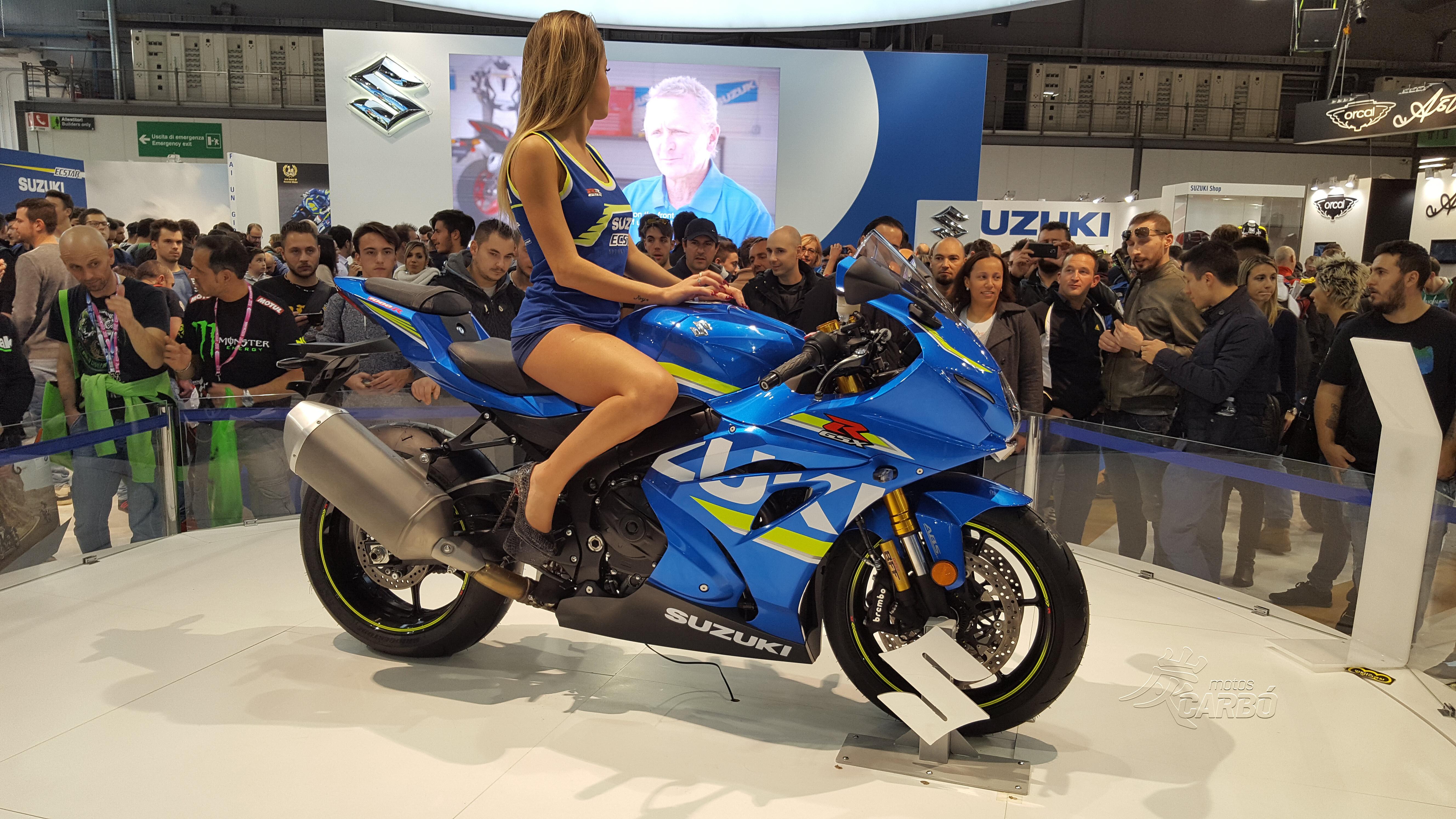 La nueva suzuki gsx r 1000 viene renovada completamente est tica motor electr nica un cambio radical a un veterano modelo ahora solo resta esperar su