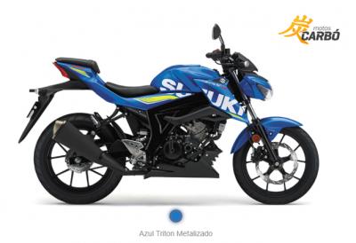 gsxs1253 motos carbó