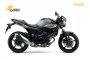 sv650x motos carbó