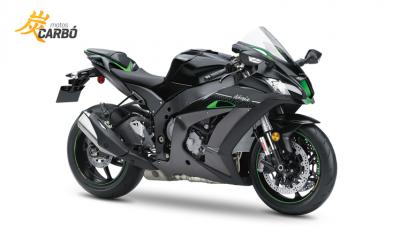Ninja Zx10R SE Motos Carbó
