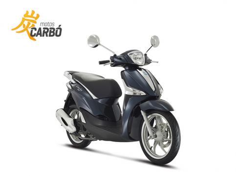 Piaggio Liberty 125 y 50 Motos Carbó1