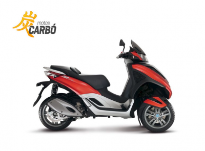 Piaggio Mp3 300 Yourban LT Motos Carbó1