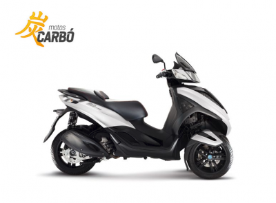 Piaggio Mp3 300 Yourban Sport LT Motos Carbó