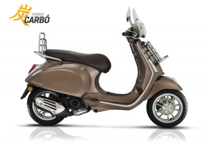 Vespa Primavera Touring Marron Motos Carbó