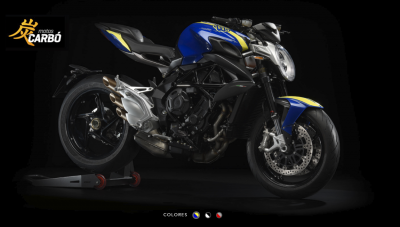 Brutale 800 Motos Carbó5