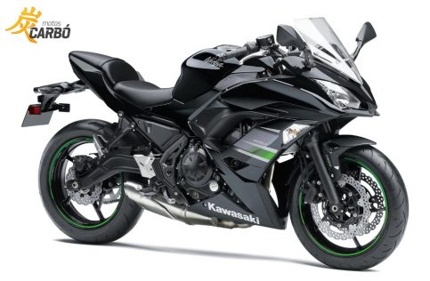Ninja 650 2019 motos carbo4