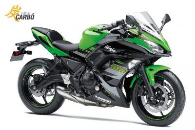 ninja 650 2019 motos carbo1