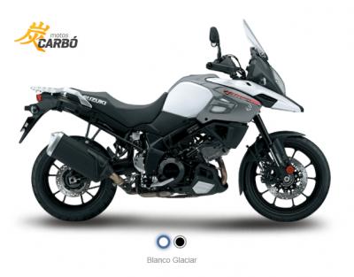 vstrom 1000 motos carbó