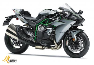 Ninja H2 Carbon Motos Carbó