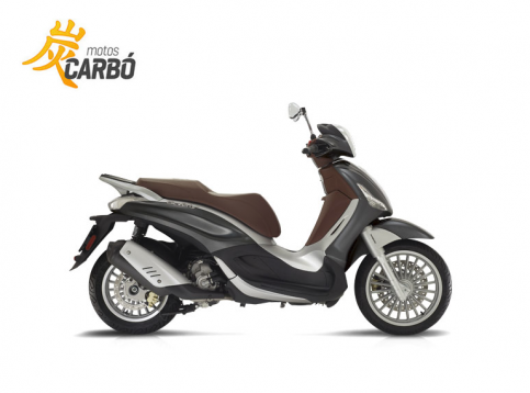 Piaggio Beverly 300 Motos Carbó1