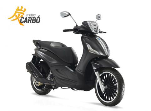 Piaggio Beverly 300 Police Motos Carbó