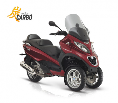 Piaggio Mp3 300 Bussines LT Motos Carbó3